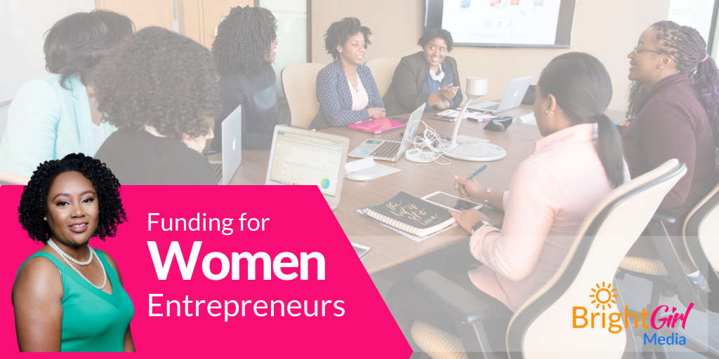 Funding for Women Entrepreneurs